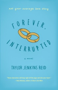 Taylor Jenkins Reid Forever Interrupted Cover