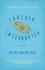 Taylor Jenkins Reid Forever Interrupted Cover