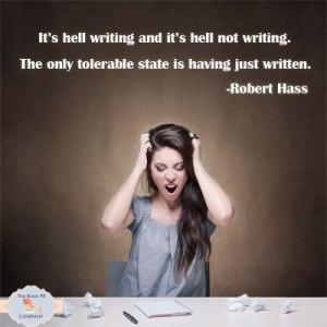 havingjustwritten