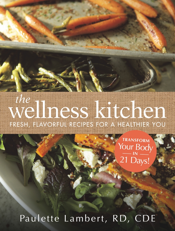 Cover Reveal Wellness Kitchen Carly Watters Literary Agent