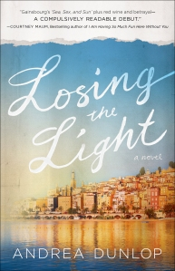 http://books.simonandschuster.com/Losing-the-Light/Andrea-Dunlop/9781501109423